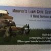 Murphy's Lawn Care & Paint Services