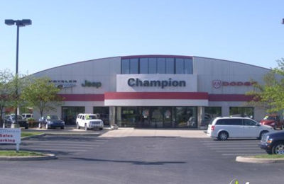 Indy Auto Pro at Champion Chrysler Jeep Dodge Ram - Indianapolis, IN