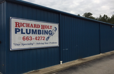 Richard Holt Plumbing Inc. - Longview, TX. Call us today - we are ready to help you !!!