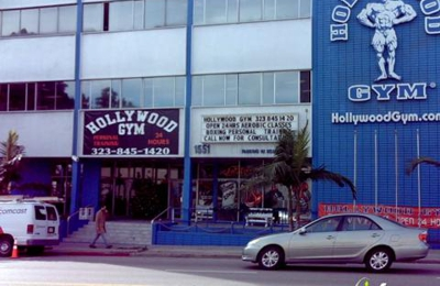 Hollywood Gym & Fitness - Los Angeles, CA