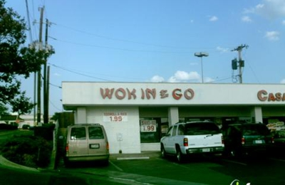 Wok In & Out - Dallas, TX