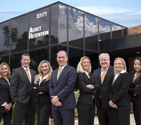 Asset Retention - Laguna Hills, CA