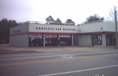 Firestone Complete Auto Care 725 N Main St Gainesville Fl 32601