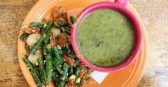 Souper Jenny - Atlanta, GA. super power green soup (my favorite)