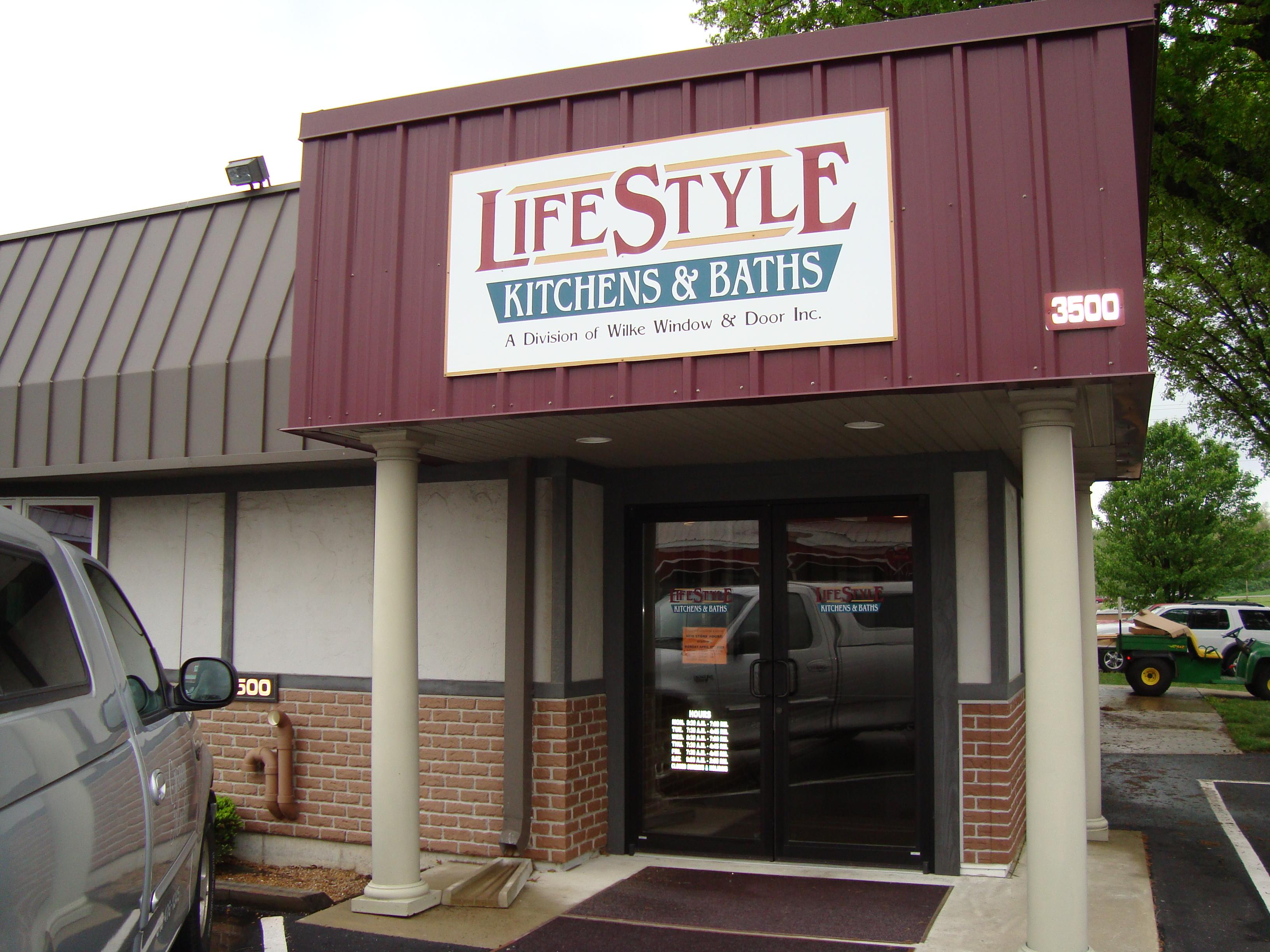 Lifestyle Kitchens U0026 Baths 3500 Lebanon Ave, Belleville, IL 62221   YP.com