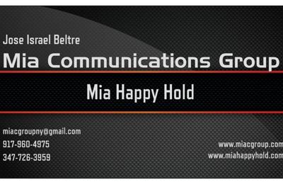 Mia Communications Group Inc - Bronx, NY