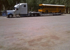A Toe Truck