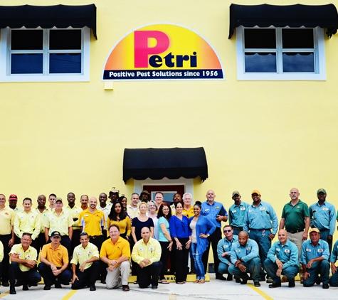 Petri Pest Control Services Inc. - Pompano Beach, FL. The Petri Team!