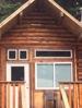 Alyeska Hideaway Log Cabins - Glacier Cabin