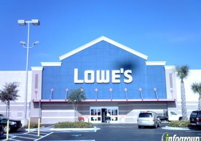 Lowe S Home Improvement 2619 Gulf To Bay Blvd Clearwater Fl 33759 Yp Com