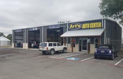 Arts auto center - Marion, TX