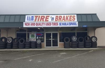 I B Tire Shop 12557 Christianson Rd Anacortes Wa 98221 Yp Com