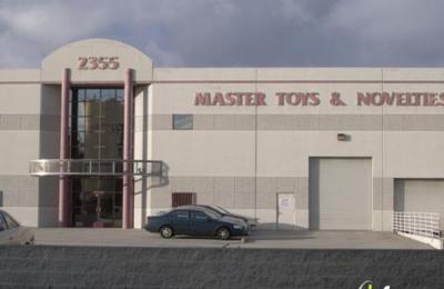 Master Toy & Novelties Inc - Vernon, CA