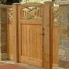 Custom Cedar Fences