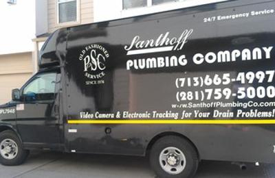 Santhoff Plumbing Company - Houston, TX