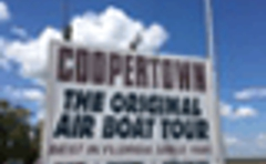 Coopertown Airboat Rides & Restaurant