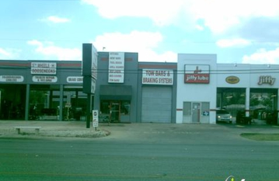 Texas Hitch & Truck Center-San Antonio, TX - San Antonio, TX