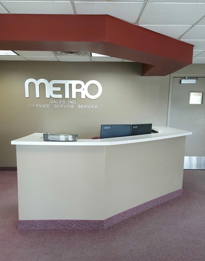 Metro Sales Inc 375 Saint John Dr Owatonna Mn 55060