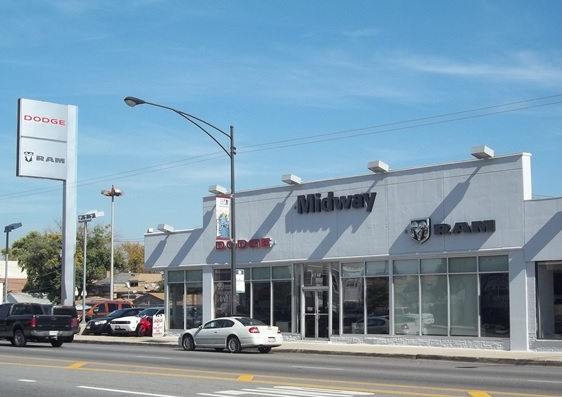 Midway Dodge Service Center 4725 S Pulaski Rd Chicago Il