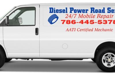 Diesel Power Road Service - Homestead, FL