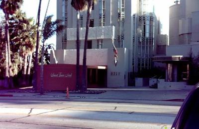 The Terrace Restaurant - Los Angeles, CA