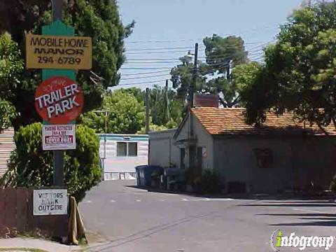 Mobilehome Manor R V Park San Jose CA 95116