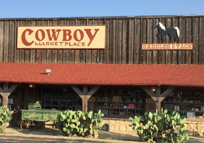 Cowboy Marketplace & 377 RV Park- Campgrounds 4170 E US