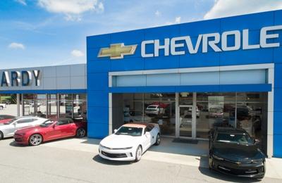 Hardy Chevrolet, Inc - Gainesville, GA