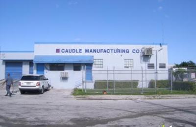 Caudle Manufacturing Co - Miami, FL