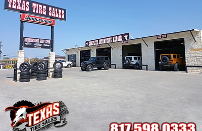 Cooper Tire Dealers >> Texas Tire Sales 905 Fort Worth Hwy, Weatherford, TX 76086 ...