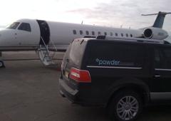 Powder Transport - Park City, UT