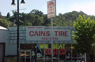 Cain's Tire