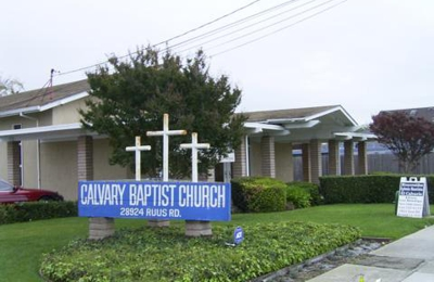 Calvary Baptist Church - Hayward, CA