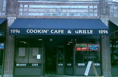 Cookin Cafe - Boston, MA