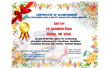 Lucy Lee Nail Salon - Saint Louis, MO