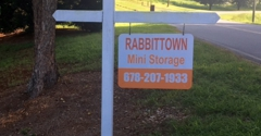 Rabbittown Mini Storage - Gainesville, GA