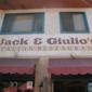 Jack And Giulio's Italian Restaurant - San Diego, CA