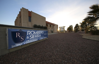 Romberg & Sierra Insurance Agency Inc. - El Paso, TX
