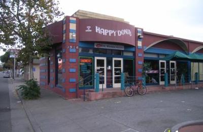 Happy Donuts - Palo Alto, CA