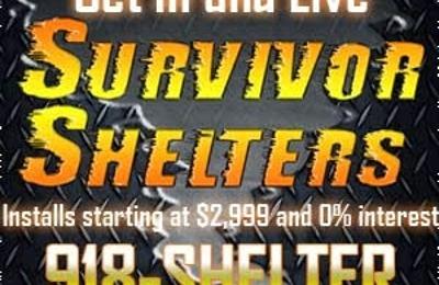 Survivor Shelter - Claremore, OK
