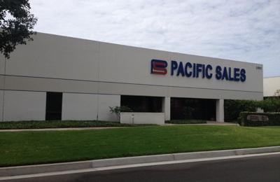 Pacific Sales Kitchen Bath Electronics Irvine Ca