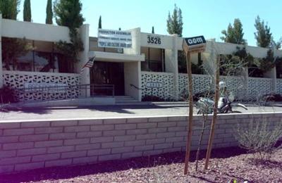 AGM Container Controls Inc - Tucson, AZ
