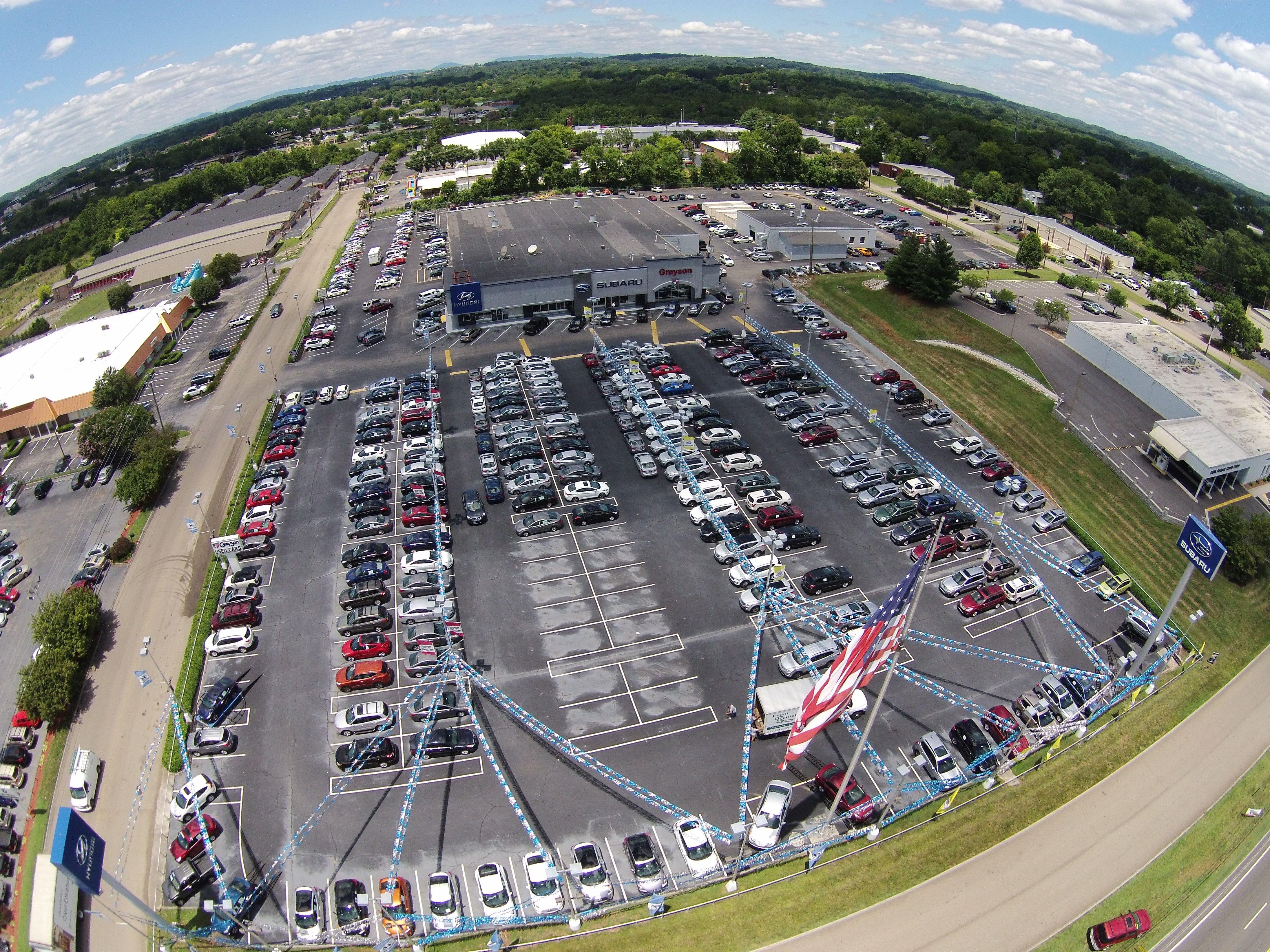 Grayson Hyundai Knoxville Tn >> Grayson Hyundai 8729 Kingston Pike Knoxville Tn 37923 Yp Com