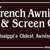 French Awning And Screening