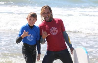 Pacific Surf School - San Diego, CA