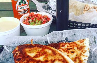 Bell Street Burritos - Atlanta, GA. Chicken quesadilla