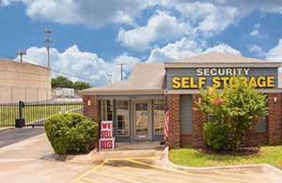 Security Self Storage - San Antonio, TX