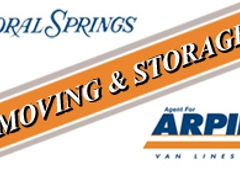 Coral Springs Moving U0026 Storage   Coral Springs, ...