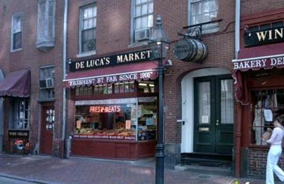 DeLuca's Market - Boston, MA