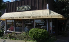 Freds Place Coffee Shop
